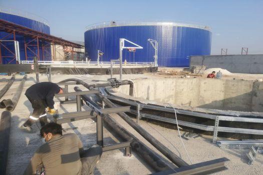 Çankırı ve Nizip Biyogaz Energi Tesisleri Yapımına Ramaksan'da Dahil Oldu